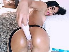 Anal addict asian camgirl - watch part2 on 19CAM. COM