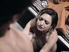 Ryan Driller banged and cums on Eliza