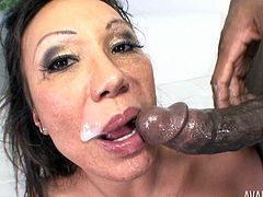 Ava Devine blows her prince
