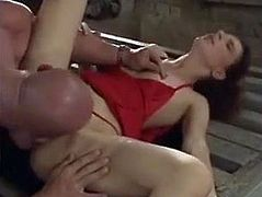 Delicious Body Builder Fucking Stupid Slut