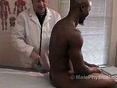 Male Physical Examination - Clinic Visit #12