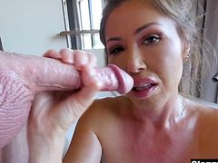 Kianna Dior Busty Asian Slut