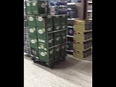 Drunk Slut Sucking Dick In A Public Store