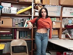 Latina Tory fucked by LPs big dick