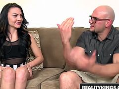 RealityKings   First Time Auditions   Jmac Nikki Bell   Beautiful Bell
