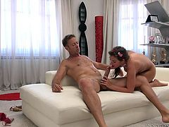 hard and hot sex @ rocco's intimate castings #13