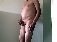 my small erect Penis