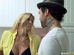Hot milf Alexis Fawx gets fucked  - Brazzers