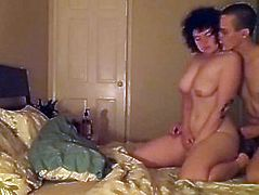 Real sex with big ass MILF. TWERK ON DICK