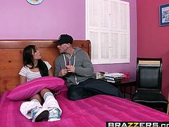 Brazzers - Teens Like It Big - Shane Dos Santos Johnny Sins