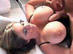 Perfect titfuck with perfect maid