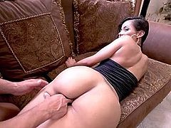 Sexy Big Juicy Ass Latina Canela Skin Fucked Big Cock Latino