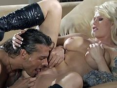 Brooke Haven - Big Boob Blondes (2010)