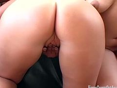 Two young amateurs join together on a boat for some wild and naughty fun!