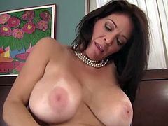 Stepmom Takes Care Of Cock