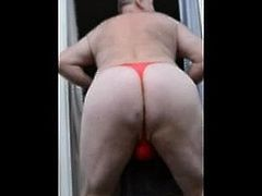 New Sexy Red Thong