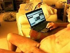 old man naked in cam