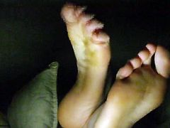 late night foot show