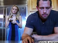 Johnny Castle Natalia Starr - Red Lipstick - DigitalPlayground