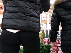 spyshot sexy ass leggins spandex greatest ass ever