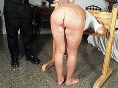 Nataly Gold - Extreme Caning