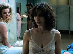 Alison Brie See Through from 'GLOW' On ScandalPlanet.Com