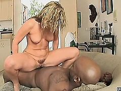 Dick hungry doxy flower tucci services a large dark boner