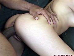 Jamie Elle Scratches Her Itch for a BBC