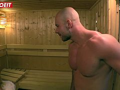 LETSDOEIT - Sauna Sex Action With My Hot Step Sister