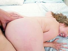 Lena Paul Eager For Dick Creampie
