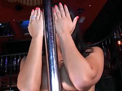 Hot stripper - Sasha Cane