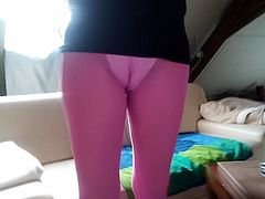 Nylon Leggins