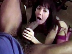 Large black cocks in stepmom - Watch Part2 on SuzCam.com