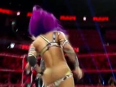 Sasha Banks Perfect ass