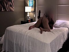 Wife Getting Fucked at Hotel