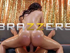 Brazzers Pornstars Like it Big Adriana Chechik Keiran Lee Free Flowing Fuck
