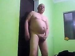 Asian naked daddy